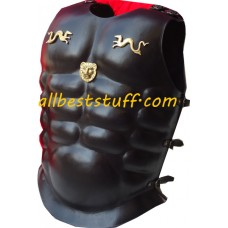 Medieval Breastplate Leather Armor High Quality