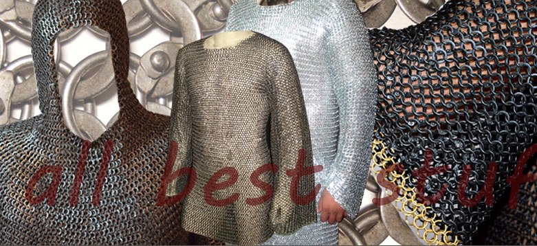 Medieval Chain Mail Products